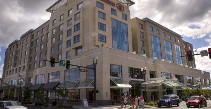 Hilton Hotel Vancouver Washington